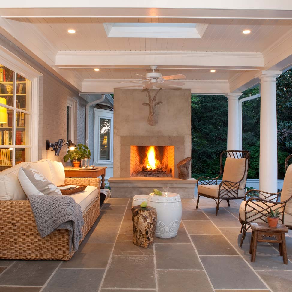 Mark Franko Outdoor Living Projects